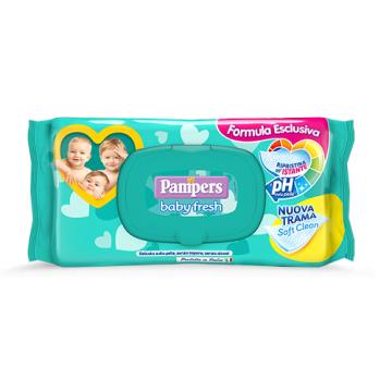 Salviettine Pampers BabyFresh 3x70pz