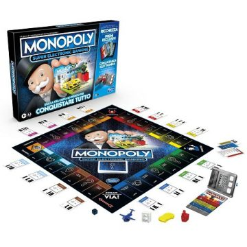 Monopoly Super Electronic Banking 8978
