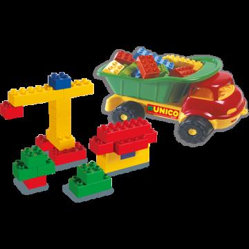Camion unico plus con costruzioni 8501