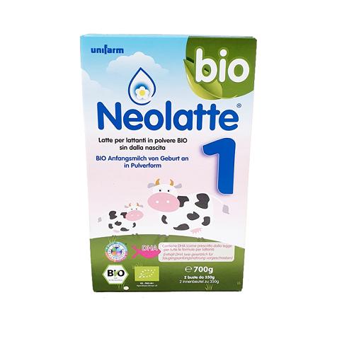 neolatte 1 bio dha 2x350g