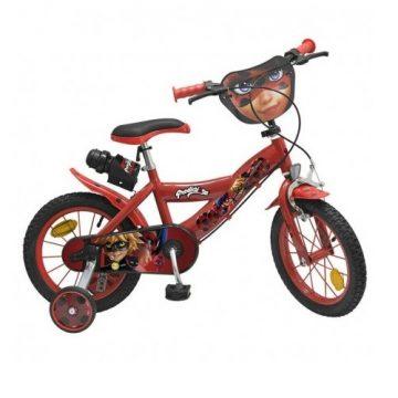 Bicicletta Miraculus Misura 14