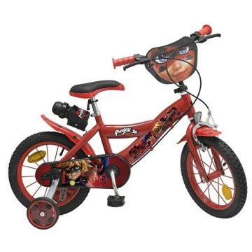 Bicicletta Miraculus Misura 16 (5 - 8 ANNI)