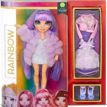 Rainbow High Violet Fashion Doll 30cm