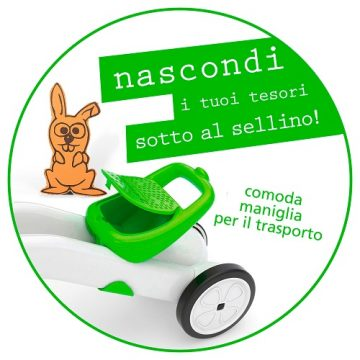 Triciclo 2in1
