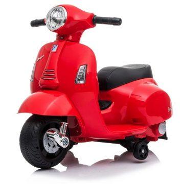 Mini Vespa GTS Elettrica 6V Rosso